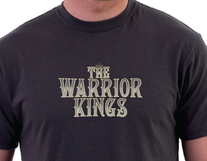 Logo Design for The Warrior Kings