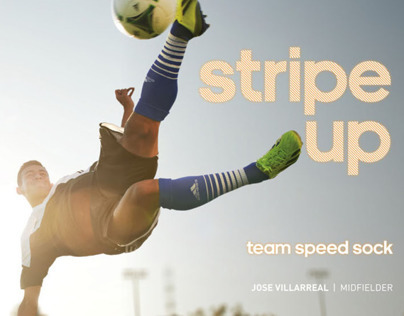 adidas Soccer Sock Campaign