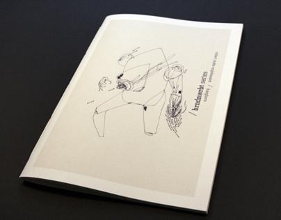 brndnwrbt series — art book