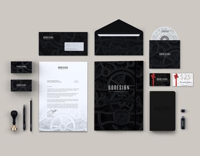 Godesign Jewelry Branding - Bachelor thesis
