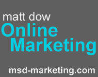 Matt Dow Online Marketing Portfolio