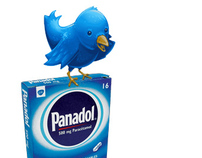 Panadol I Helping tweet