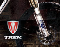 National Press Ads, POS, Ambient for Trek Bikes