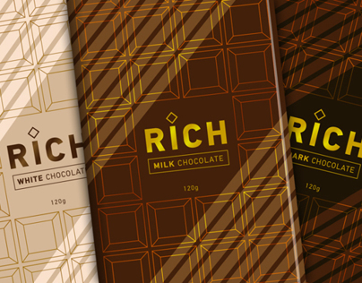 RICH chocolate