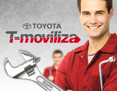 Toyota / T-Moviliza