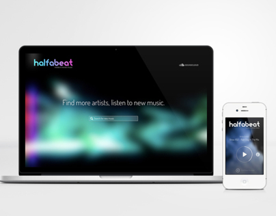 Halfabeat Website