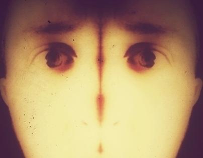 Self Portrait - Two Face