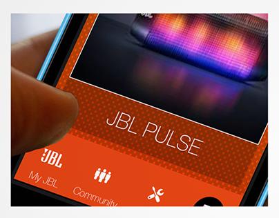 JBL Retail Interface Design