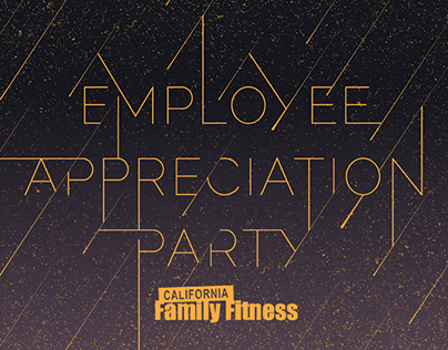 Cal Fit Employee Appreciation Party