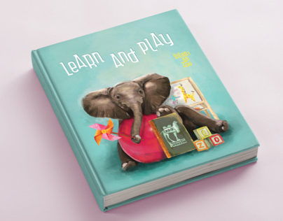 / learn and play / - silesian zoo book