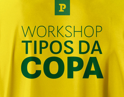Tipos da Copa Type Workshop Results