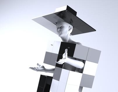 PIXA  -  Block System