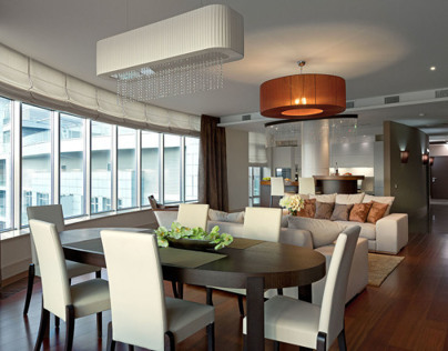 APARTMENT RIVIERA RIVERSTONE Kiev 2012