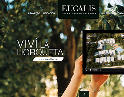 EUCALIS · contemporary homes