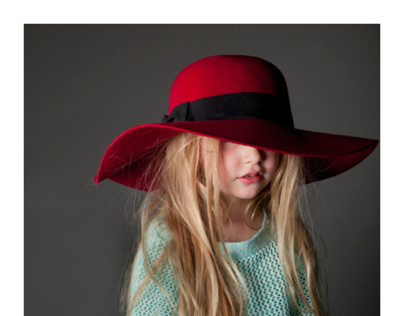 Stylist for Children's Wear Lookbook