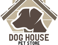 Doghouse Pet Store Branding