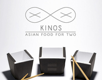 Kinos - Asian food for two