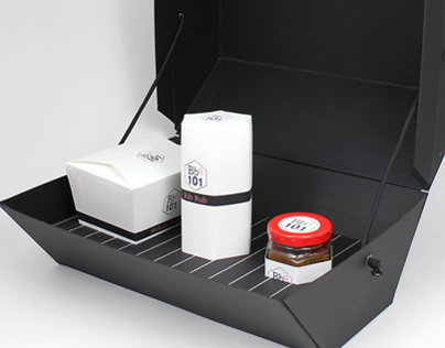 BBq101 Package Design
