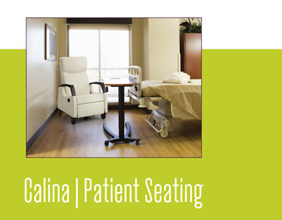 Calina Patient Seating Brochure