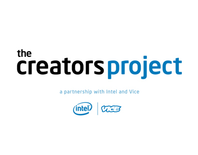 Vice / Intel – The Creators Project