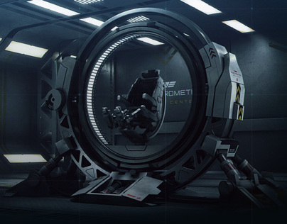 Project Prometheus: Training Center