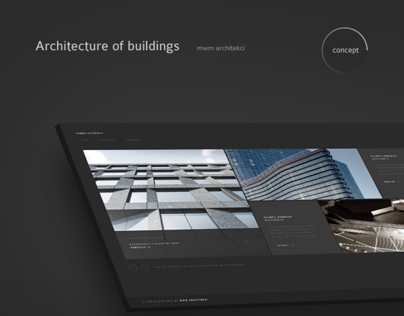 Architecture of buildings