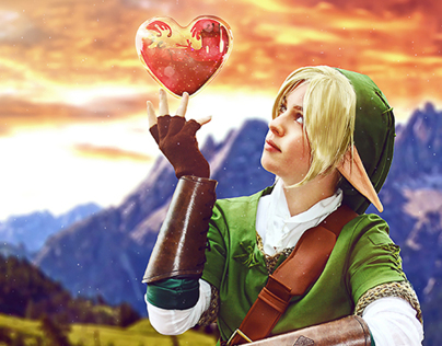 Link - l'eroe della serie The Legend of Zelda