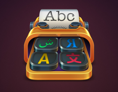 Translation Mac OSX Icon