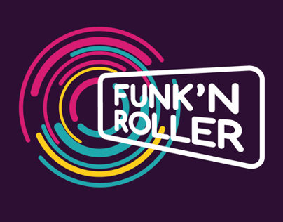 The rollerdrome for pensioners FUNK'N'ROLLER