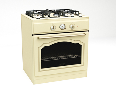 Oven of the Gorenje Classico collection