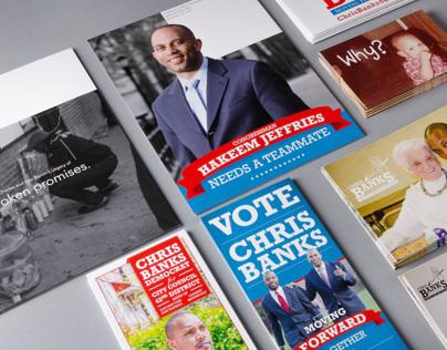 Elect Chris Banks Campaign