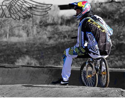 2012 GT BMX RACE KIT