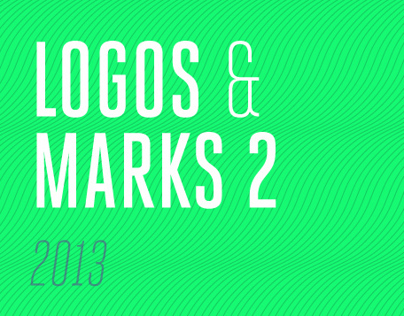 Logos & Marks 2 / 2013