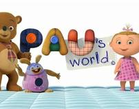 Paus World -Tv serial