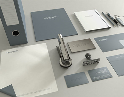 Mischiatti Group - Logotype design and Branding