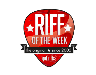 Riff of the week logo