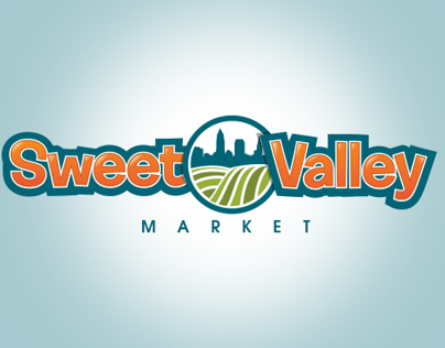 Sweet Valley Market Logo