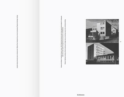 Bauhaus Book of Architecture