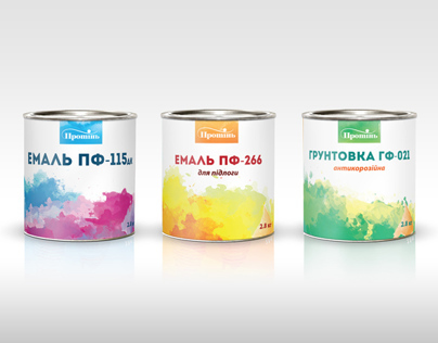 Redesigning the paint brand