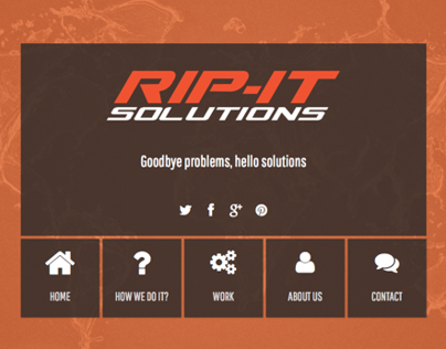 RIP-IT Solutions   Website Design
