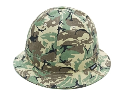 Filter017 X Evangelion - EVA Camo Bucket Hat