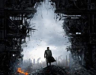 Star Trek Into Darkness: Motion Poster