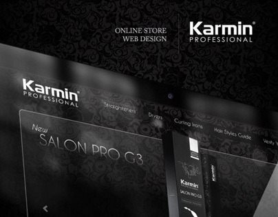 Karmin Professional / Web Design