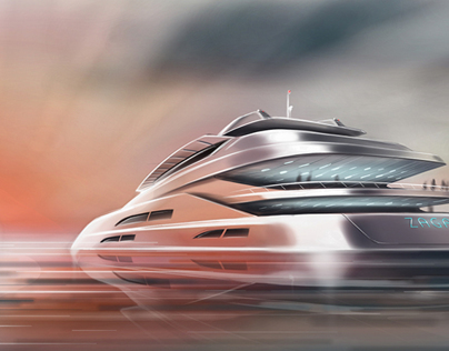 Yacht concepts design