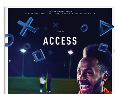 Sony PlayStation: Access