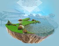 Clever Landscape Website by ORANGEREA | design studio
