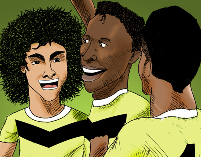 Atletico Nacional - Illustration