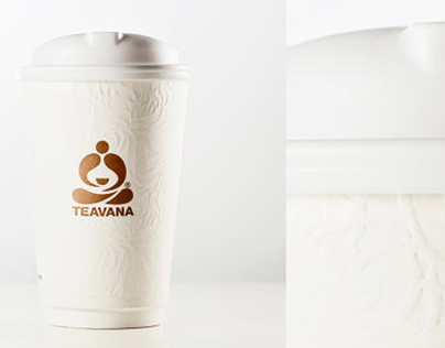 Teavana Tea Bar launch