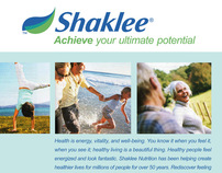 Emily Kaatz, Shaklee Distributor Pen and Signs