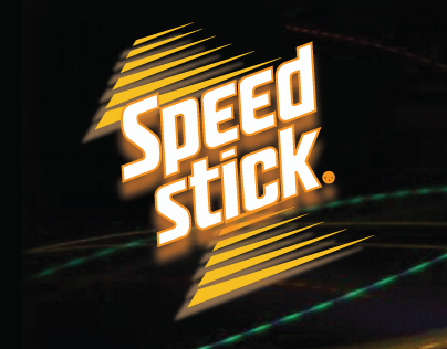 Speed Stick Packaging